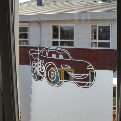 raamfolie cars