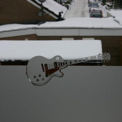 raamfolie gitaar