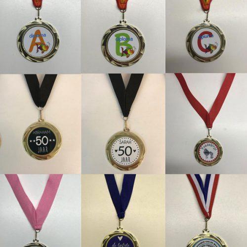 medailles-uniek