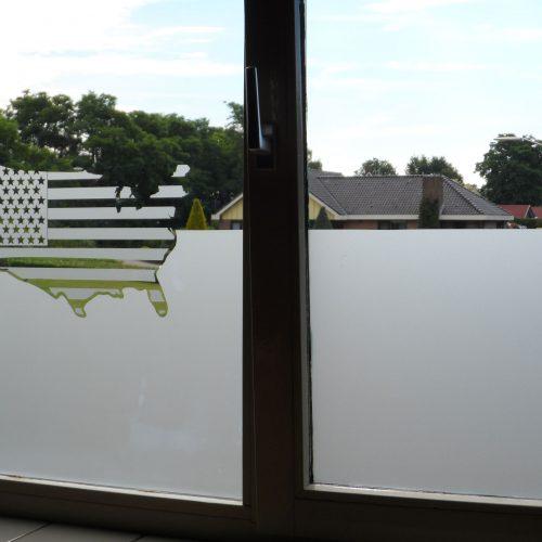 raamfolie vlag-amerika
