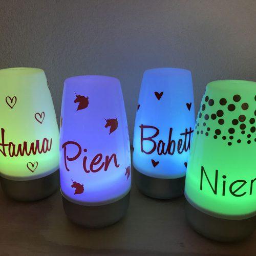 vier-lampjes